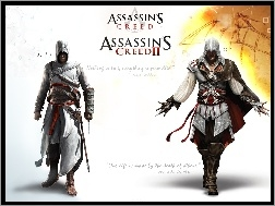 Assassins Creed 1, Assassins Creed 2